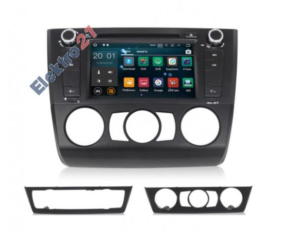 BMW 1 Series (E87) Android autorádio s offline GPS navigáciou