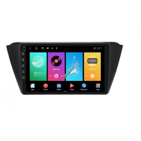 CNM Autorádio 10´´ Škoda Fabia 3 - Android 9