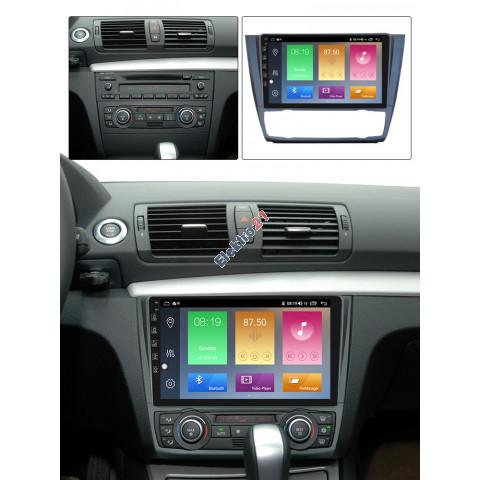 Autorádio BMW rada 1 2008 - 2012 - Android s offline navigáciou