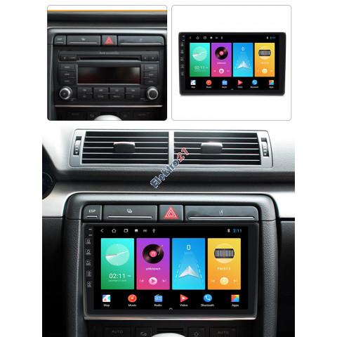 Autorádio 9´´ Audi 4 2002-2008 - Android s offline navigáciou
