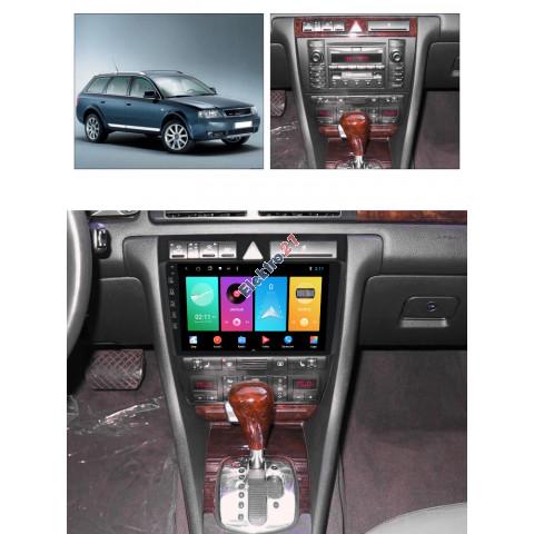 Autorádio Audi A6 - Android s offline navigáciou