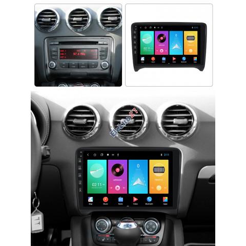 Autorádio Audi TT 2002 - 2014 - Android s offline navigáciou