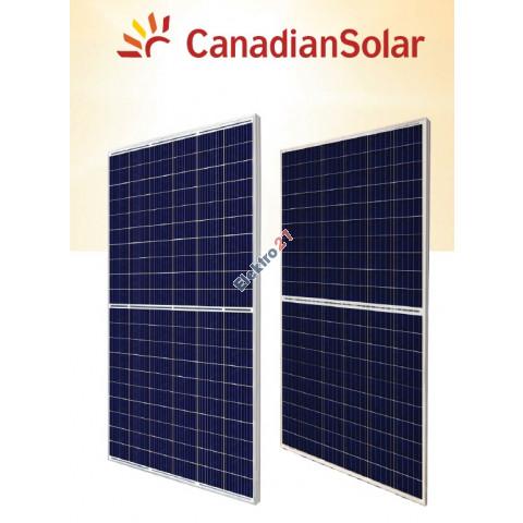 Fotovoltaický solárny panel Canadian Solar CS3K 300Wp polykryštalický