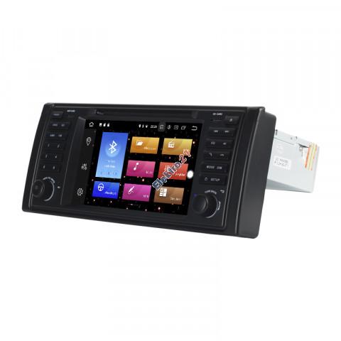 BMW X5 Series (E53) Android autorádio s offline GPS navigáciou