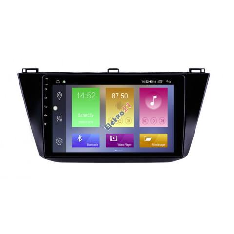 CNM Autorádio 10´´ VW Tiguan Android s offline navigáciou