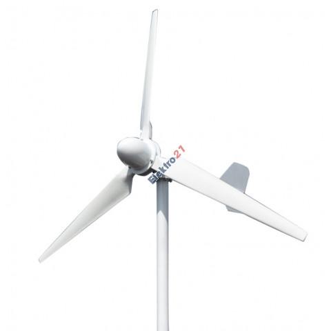 Veterna turbína 2000 W + regulátor na batérie