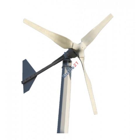 Veterna turbína 3000 W + regulátor na batérie