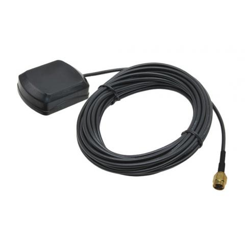 GPS anténa - magnetická / SMA