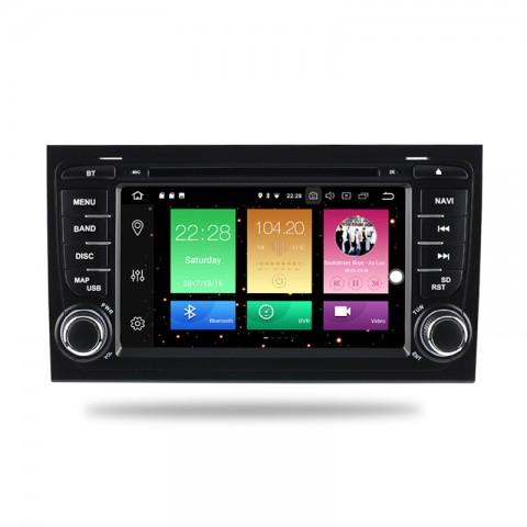 Audi A4 autorádio android - offline GPS navigácia